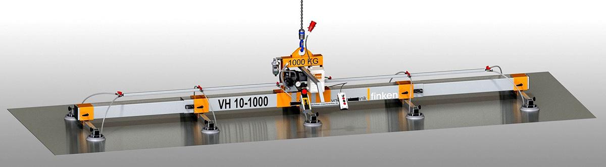 Vakuumheber Schorndorf: Finken GmbH » Saugheber & Vakuumspanplattenheber