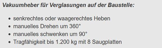 Vakuumpumpe für  Leipzig