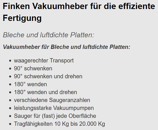 Vakuumsauger aus  Bissendorf, Hilter (Teutoburger Wald), Bad Iburg, Melle, Belm, Georgsmarienhütte, Osnabrück und Ostercappeln, Dissen (Teutoburger Wald), Bad Rothenfelde