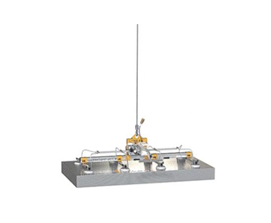Vakuum Hebetechnik für luftdichte Platten